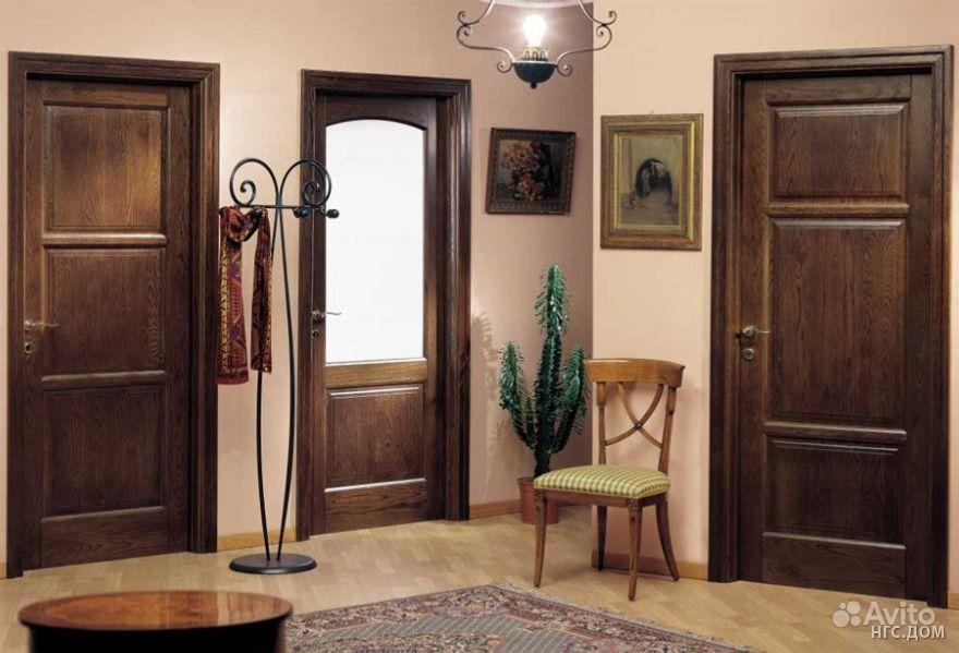 Ремонт дверей деревянных межкомнатных