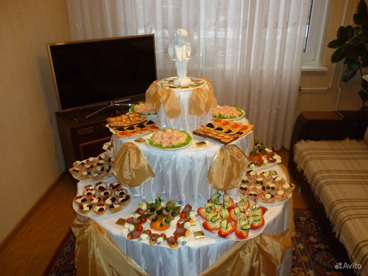 Как украсить стол на выкуп невесты своими руками фото 17