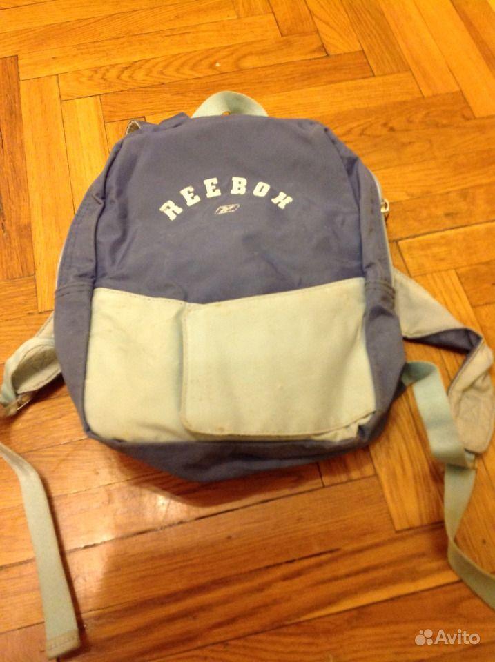 00379dfa9c50 Детский рюкзак Reebok.