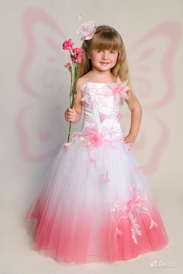 Нарядные Платья Для Девочек Купить На Авито В Нижнем Новгороде
