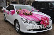 нарядить машину свадьбу фото