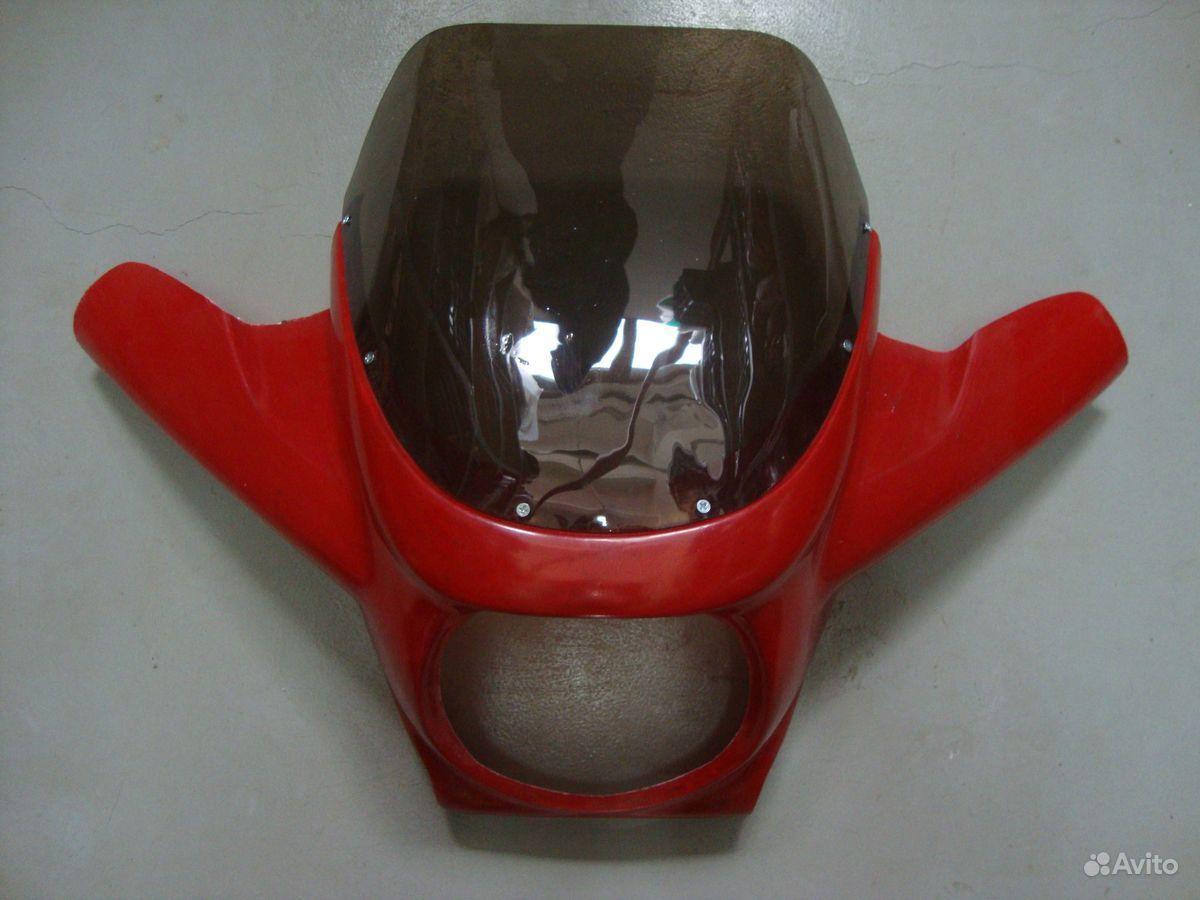 Обтекатель на фару мотоцикла своими руками