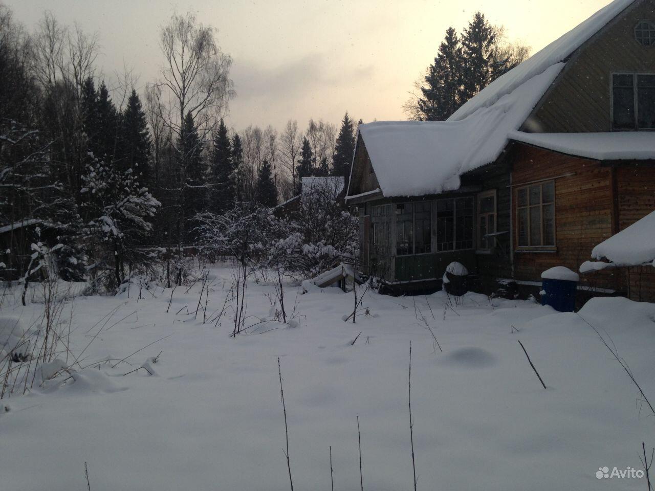 Продается дом в с. Абрамцево