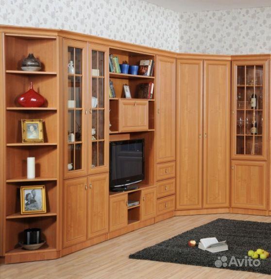 Мебель Для Гостиной Глория Москва