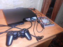Play station3 slim