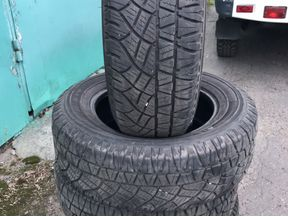 Michelin Latitude crosse