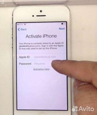Что делать когда заблокировался айфон 5