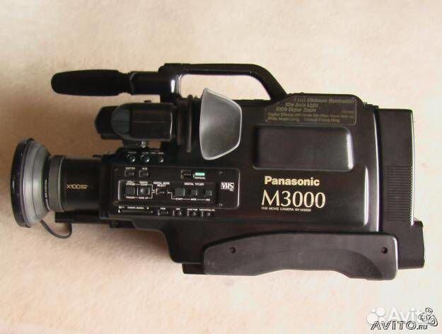 видеокамер Panasonic NV