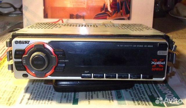 Автомагнитола Sony xr-4950x
