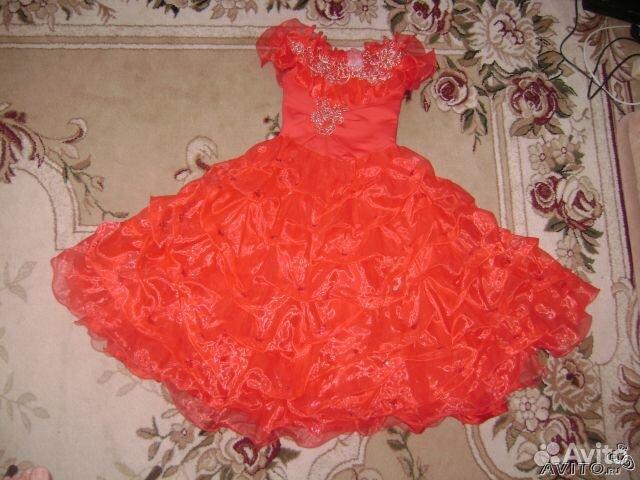продаю в Нефтекамск - Продаётся платье в разделе Детская одежда и.