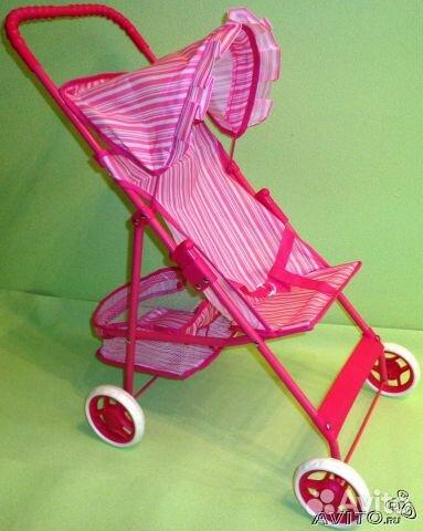 Коляски для кукол: купить коляску для куклы в интернет-магазине AistMart