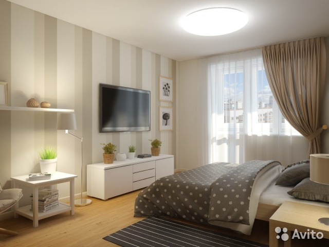 варианты ремонта 1 комнатной квартиры фото