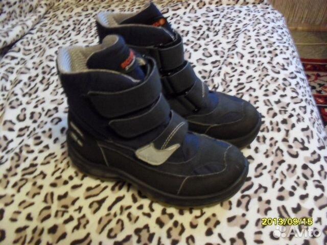 В продаже Зимние ботинки ricosta по лучшей цене c комментариями пользовател