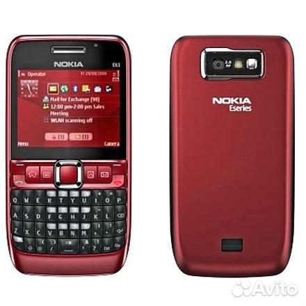 Цена конечная, включает запчасть и работы по замене. на Nokia E63. ремонт n