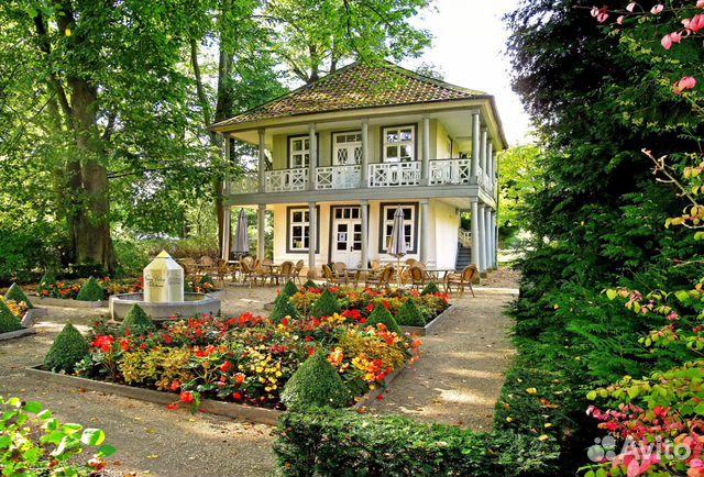 Ландшафтный дизайн германия