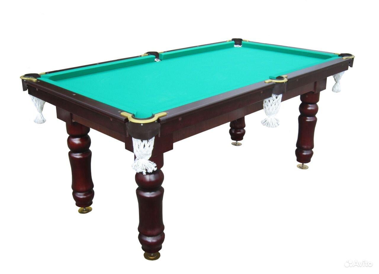 Бильярдные столы размеры и цены б у