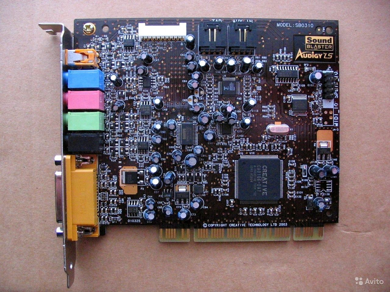 AUDIGY LS SB0310 WINDOWS 8 DRIVER