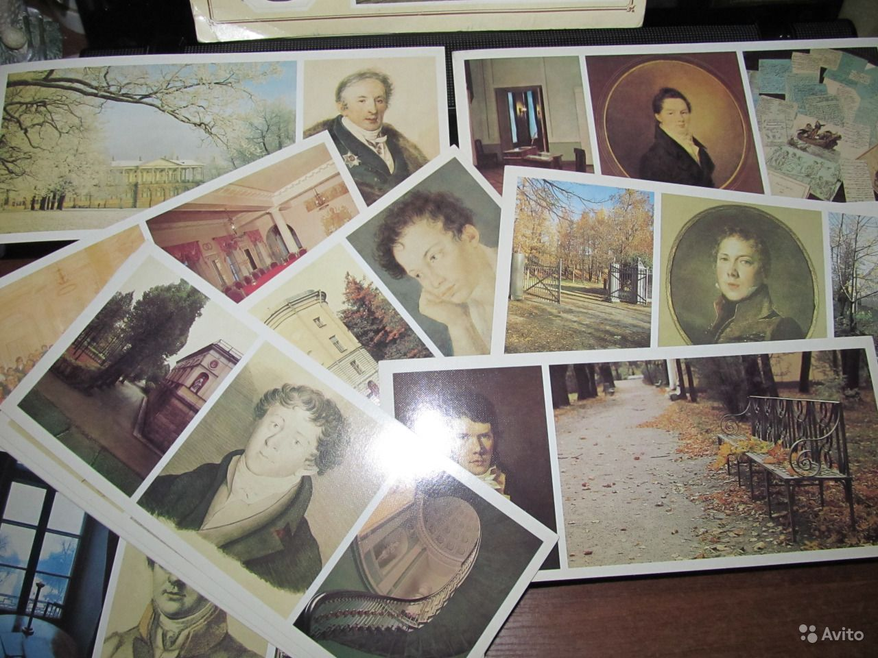 Увлечение любителей открыток, картинки