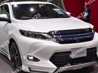 Решетка радиатора Modellista на Toyota Harrier 13+