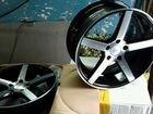 Новые диски R18/5/114,3 Vossen CV3 реплика