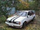Opel Ascona 1.6МТ, 1983, 49433км