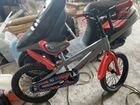 Велосипед Actico kids