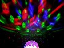 Диско-шар 26 светодиодов