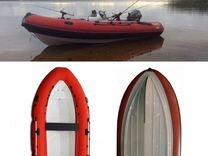 Новая Лодка риб Фортис Флинк 390