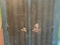 Сейф-шкаф металлический