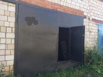 Металлический гараж цена в ижевске полка в гараж купить в украине