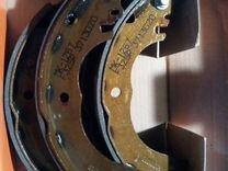 Колодки тормозные барабанные Masuma MK-1267 — Запчасти и аксессуары в Новосибирске