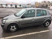 Renault Clio, 2003 г., Санкт-Петербург