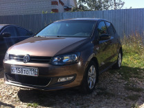 Volkswagen Polo, 2011 г., Ульяновск