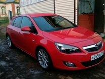 Opel Astra, 2010 г., Казань