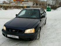 Hyundai Accent, 1999 г., Уфа