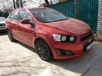 Chevrolet Aveo, 2012 г., Ульяновск