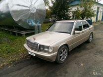 Mercedes-Benz 190 (W201), 1987