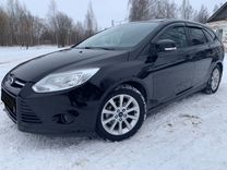 Ford Focus, 2013, с пробегом, цена 480 000 руб. — Автомобили в Муроме