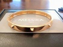 Messika золотой браслет с бриллиантом