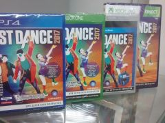 Just Dance 2017 ps4 ps3 xbox one Xbox 360