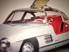 Mercedes -benz 300 sl Gullwing w 198
