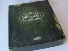 World of warcraft the burning crusade collectors e