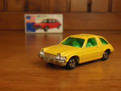 Tomy Tomica F14 AMC pacer, Made in Japan
