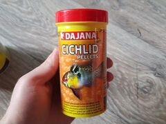 Корм для рыб/ цихлид