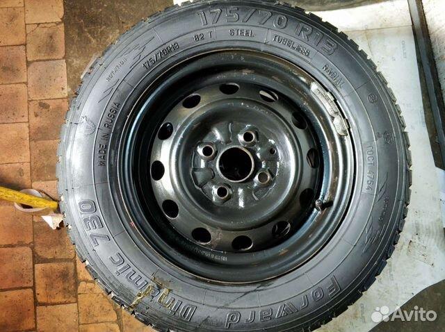 Колеса в сборе R 13 на Hyundai Getz, Accent летние