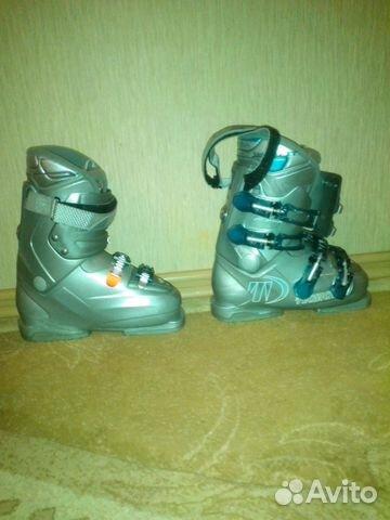 горнолыжные ботинки 46 хабаровск год мае