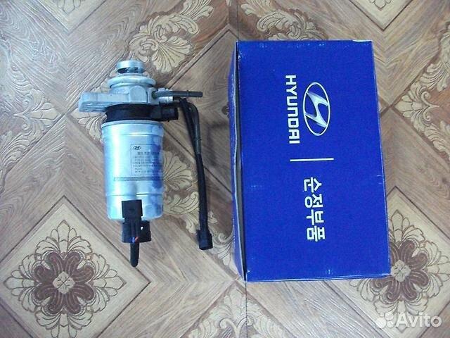 топливный фильтр hyundai starex