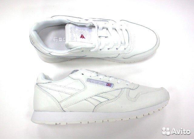Reebok Classic купить кроссовки - бесплатная доставка