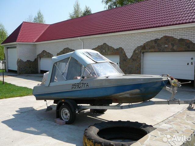 продажа бу лодок в нижегородской области