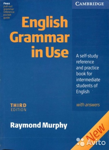 GRAMMAR IN USE-MURPHY